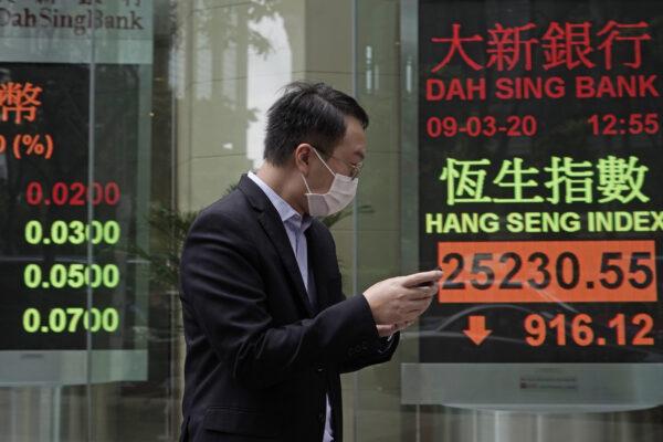 Hong-Kong-share-index