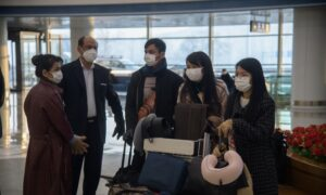 North Korea 'Flies out Foreign Diplomats to Russia' After Lifting Coronavirus Quarantine