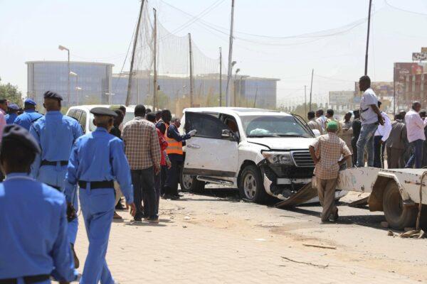 Sudan attack on Prime Minster 2