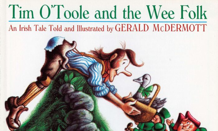 'Tim O'Toole and the Wee Folk' by Gerald McDermott.