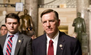 Rep. Paul Gosar Closing DC Office Over Contact with CPAC Coronavirus Patient