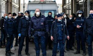 Prison Riots Break out in Italy Amid Coronavirus Lockdown
