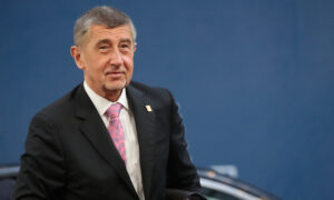 Czech Prime Minister Says China's Ambassador Should Be Replaced