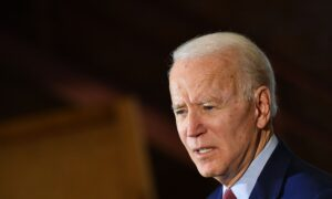 GOP Senators Resume Calls for Biden-Burisma Probe to Proceed