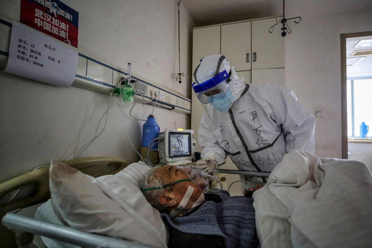 World Health Organization declares coronavirus global 'pandemic'
