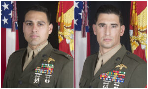 2 US Marines Killed Fighting ISIS in Iraq Identified