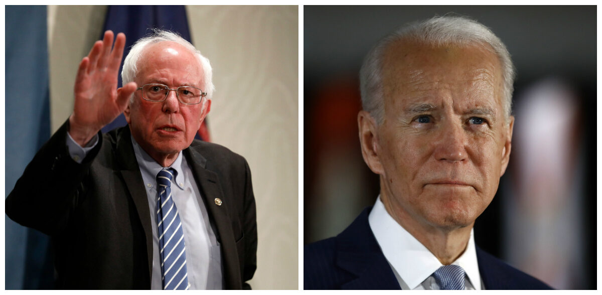 BidenSanders Task Forces Unveil Policy Recommendations for Party...