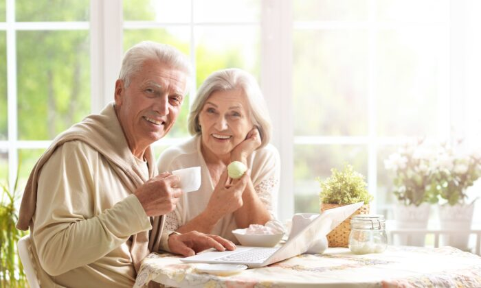 How one spouse relates to their process of growing older can have a significant impact on the other spouse. (Ruslan Huzau/Shutterstock)