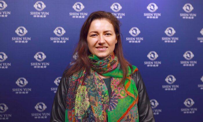 'It's Really Beautiful,' Marketing Head Says of Shen Yun