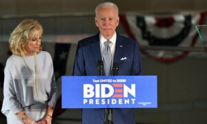 Joe Biden's Coming Disappearing Act