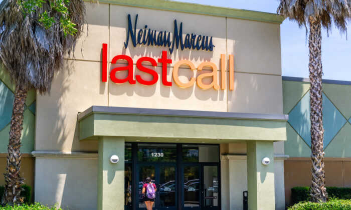A Neiman Marcus Last Call store. (Sundry Photography/Shutterstock)