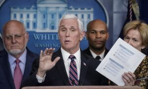 There Will Be 'Thousands More Cases' of Coronavirus in United States: Pence
