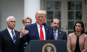 Trump Declares National Emergency Over Coronavirus Pandemic