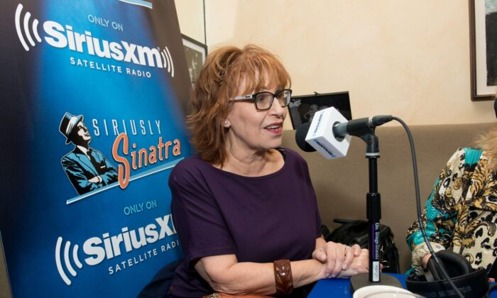 Joy Behar attends the SiriusXM Sinatra 100 celebration at Patsy's on December 12, 2015 in New York City.  (Photo by Noam Galai/Getty Images)