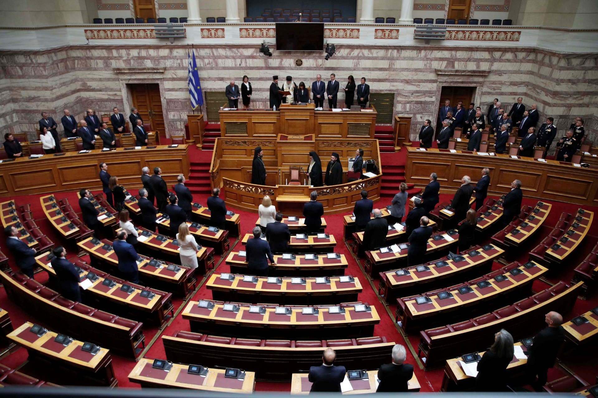 POLITICS-GREECE-PRESIDENT