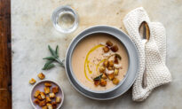 Passato di Fagioli (Puréed Bean Soup)