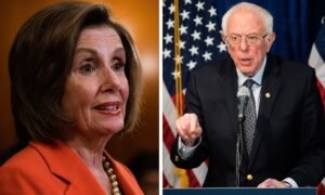 Pelosi Says Sanders Shouldn't Drop out of 2020 Race
