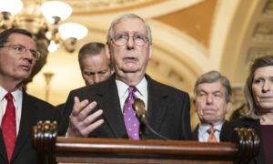McConnell: House's Coronavirus Relief Bill an 'Ideological Wish List'