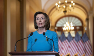 Pelosi Says Democrats 'Not Budging' on Pandemic Relief Deal