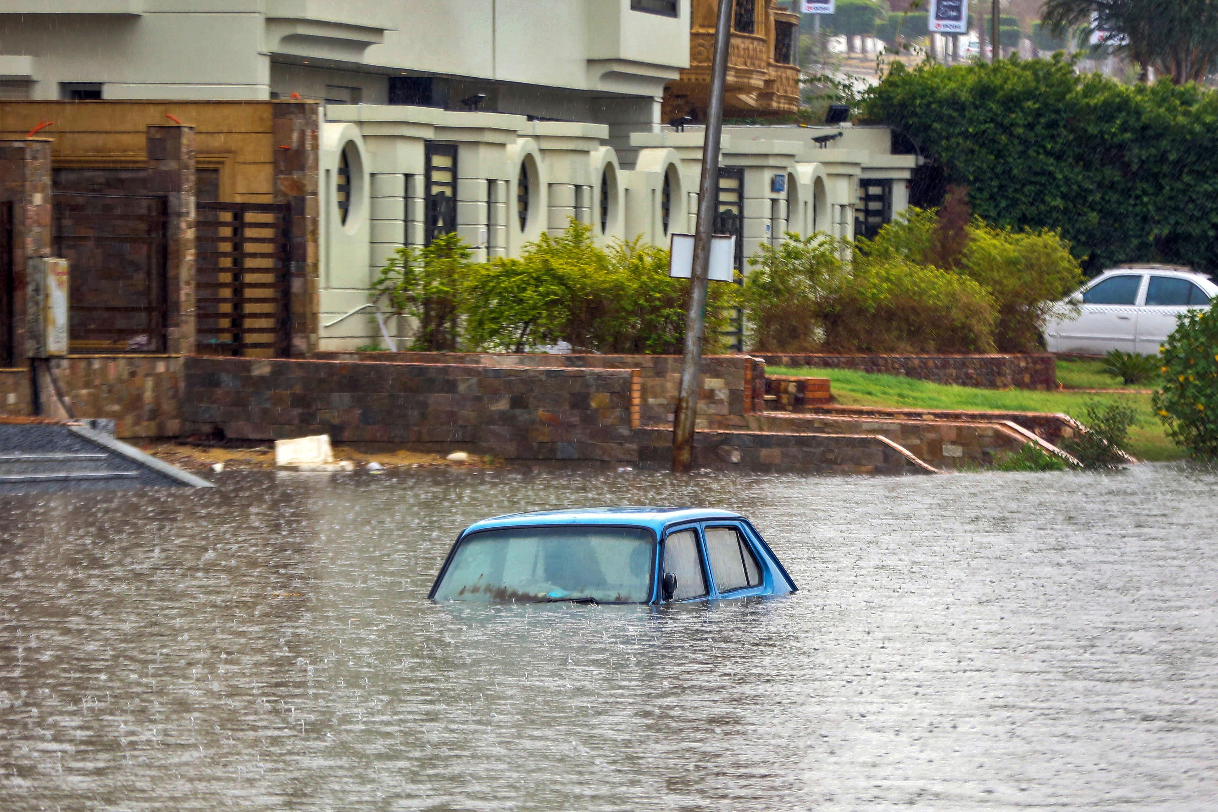 Egypt-Flood-Storm