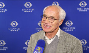 Company Founder Finds Solace at Shen Yun—'It makes me feel in a good place'