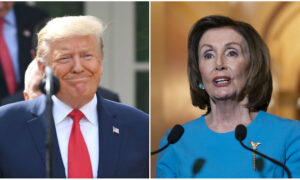 Pelosi Says Trump Will Be Leaving 'Whether He Knows It Yet or Not'