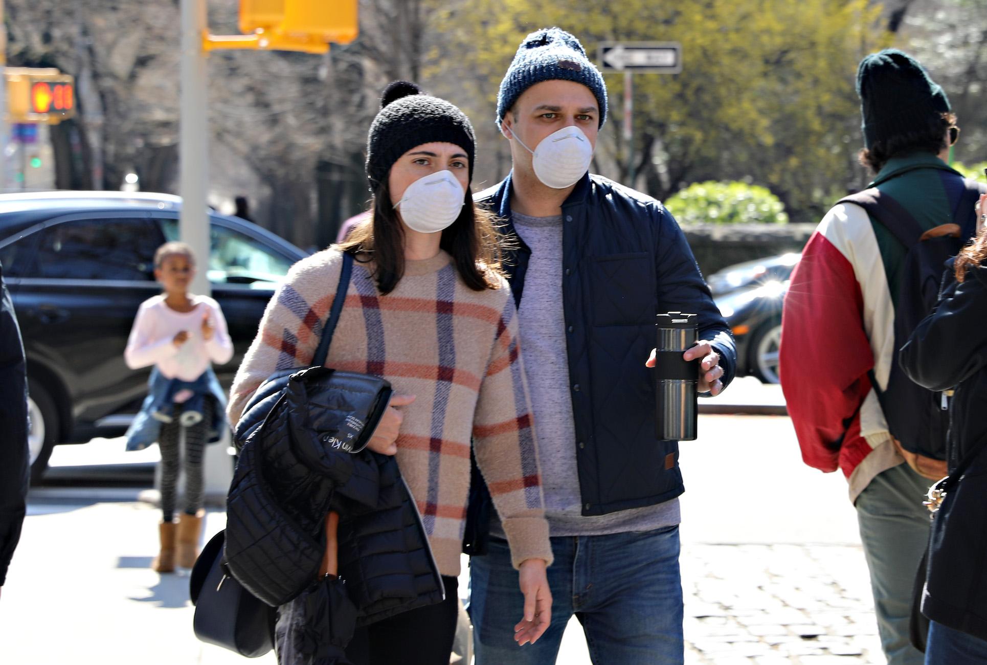 New York City Institutions Close To Public Amid Coronavirus Scare