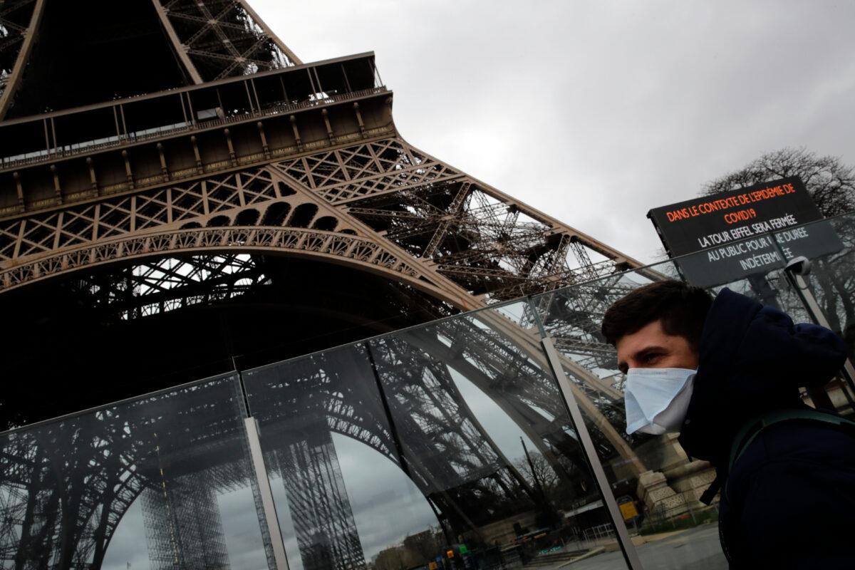 Coronavirus: France orders 15-day lockdown, bans public gatherings