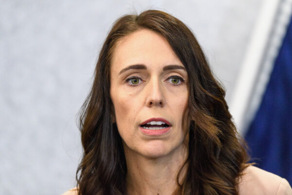 Prime Minister Jacinda Ardern Holds Press Conference Ahead Of Mosque Terror Remembrance Events