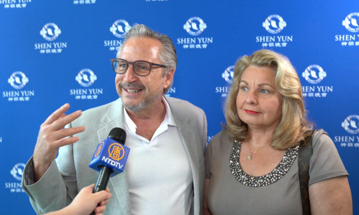 Financial Planner Calls Shen Yun a Must-See For Friends and Family