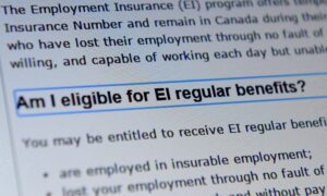 Few Workers Have Paid Leave, Qualify for EI If Off Job Due to COVID 19, Study Says