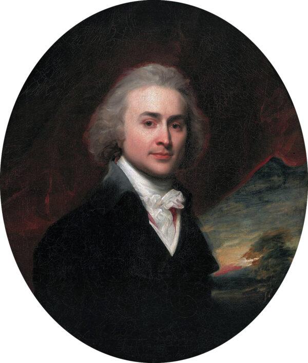 ohn Quincy Adams, by John Singleton Copley