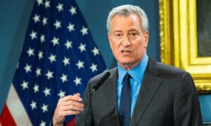 New York City Mayor: 'We Have to Go to a Shelter in Place'