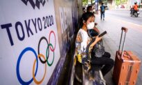 Olympic Torch Relay Goes On; Tokyo Seeks Crowd 'Restraint'