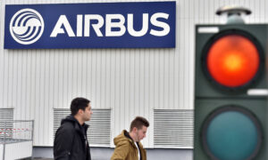 Airbus Suspends Production in France and Spain, Shares Slide