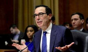 Mnuchin Says Congress Is 'Very Close' To Reaching Stimulus Deal