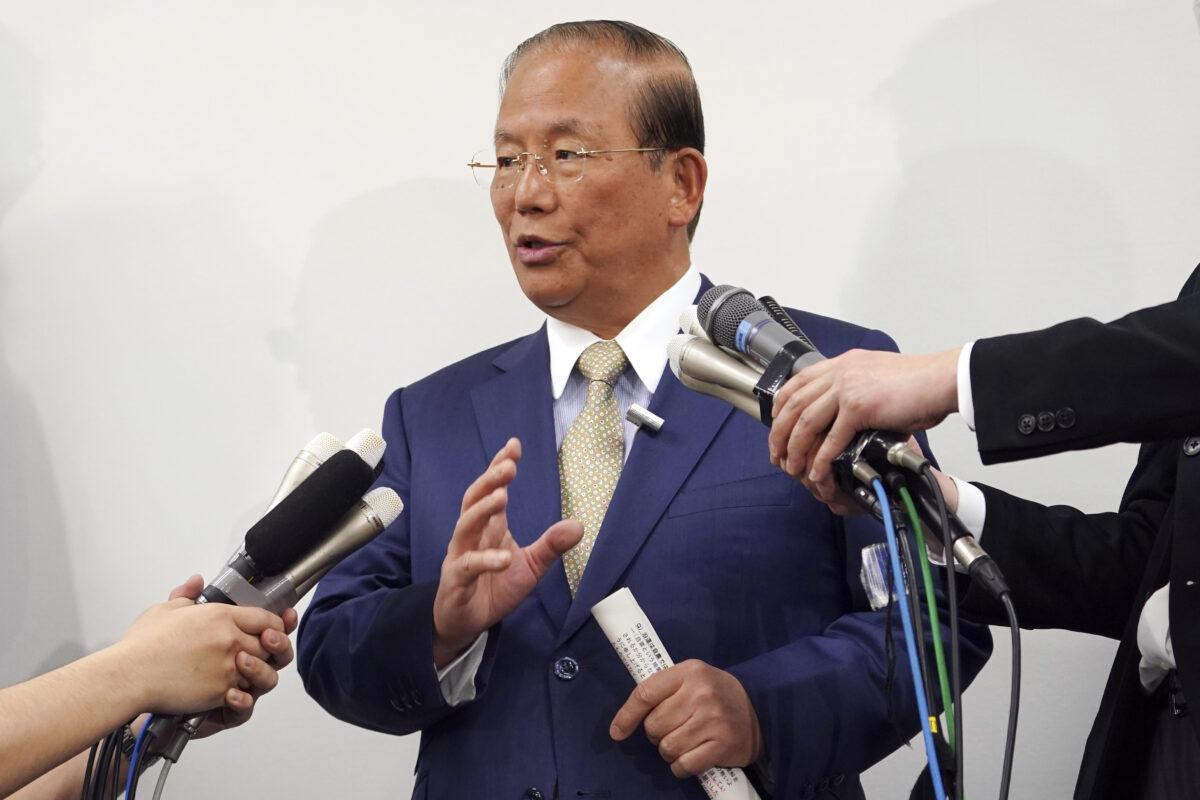 Toshiro-Muto-CEO-of-the-Tokyo-2020-Organizing-Committee