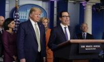 White House Seeks 'Big, Bold' Coronavirus Stimulus Package