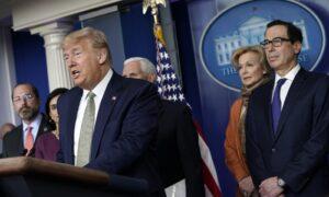 Trump Administration Looking at Sending Checks to Americans