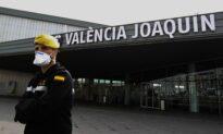 Spain's CCP Virus Cases Spike Amid Nationwide Lockdown