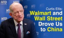 Curtis Ellis: Walmart and Wall Street Drove Us to China [CPAC 2020]