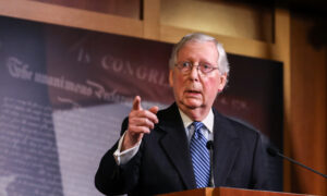 McConnell Expects 5th Relief Bill Talks 'in the Next Month or So'