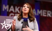 RNC Chairwoman Ronna McDaniel Tests Negative for CCP Virus