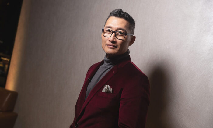 Actor Daniel Dae Kim in Park City, Utah, on Jan. 26, 2020. (Mat Hayward/Getty Images for The Latinx House)