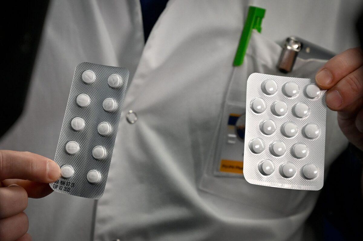 U.S. fast-tracking anti-malarial drug to treat coronavirus