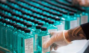 OC CEO Sounds Alarms on Hand Sanitizer Shortages