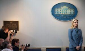 White House: Ivanka Trump Tests Negative for CCP Virus