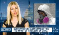Chinese Economy Lands Devastating Blow Amid CCP Virus