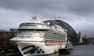 Ruby Princess Deemed Low-Risk Without Info