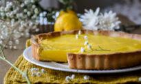 This Elegant French Lemon Tart Is a Sweet Slice of Sunshine